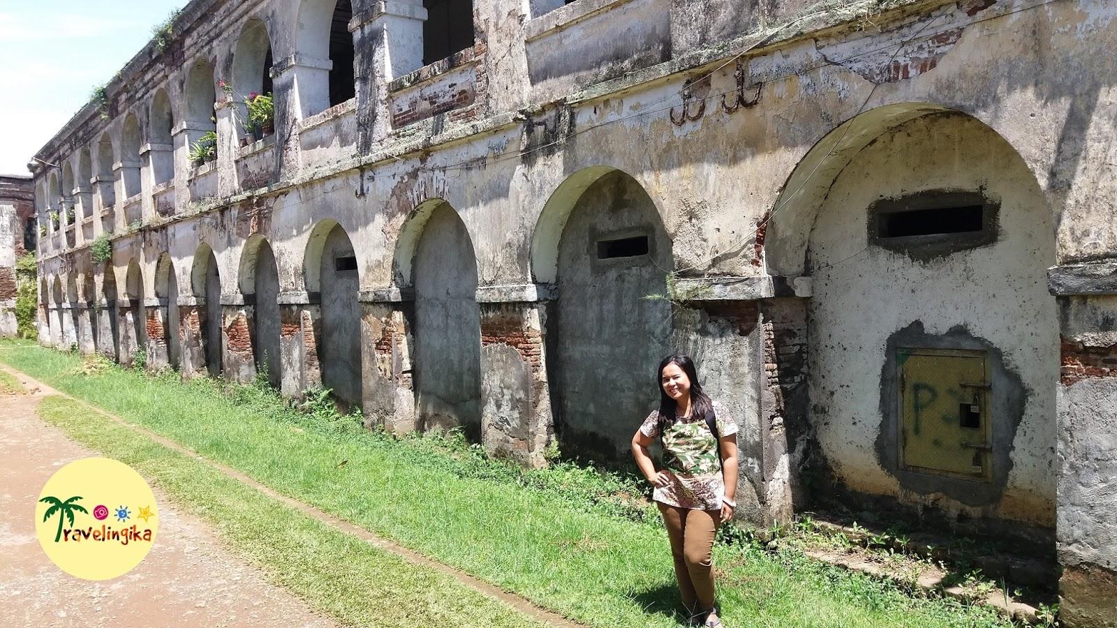 Benteng Pendem Berhantu Ambarawa Travelingika Sejatinya Bernama Fort Willem Tapi