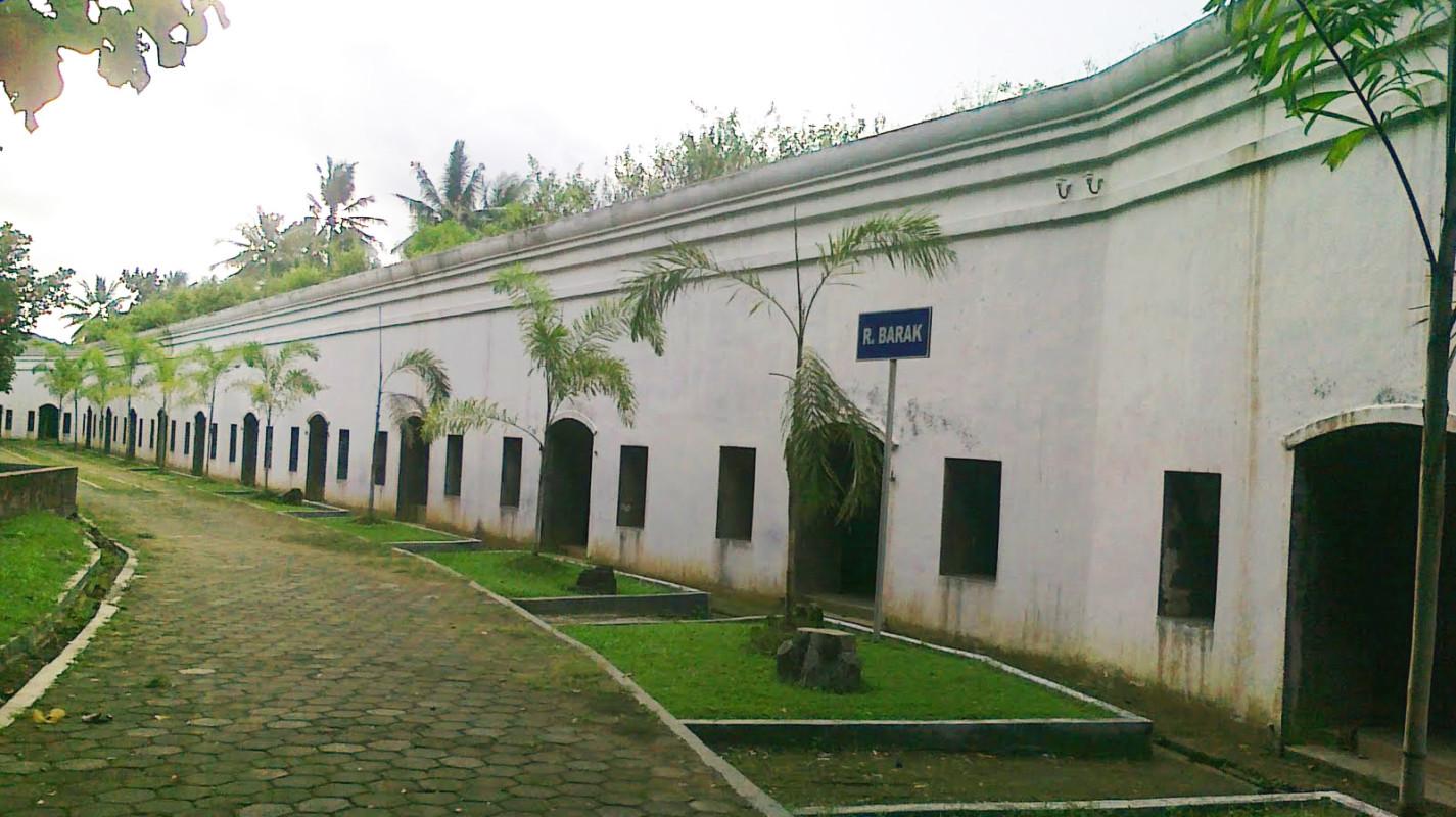 Benteng Pendem Bolehtanya Kab Semarang