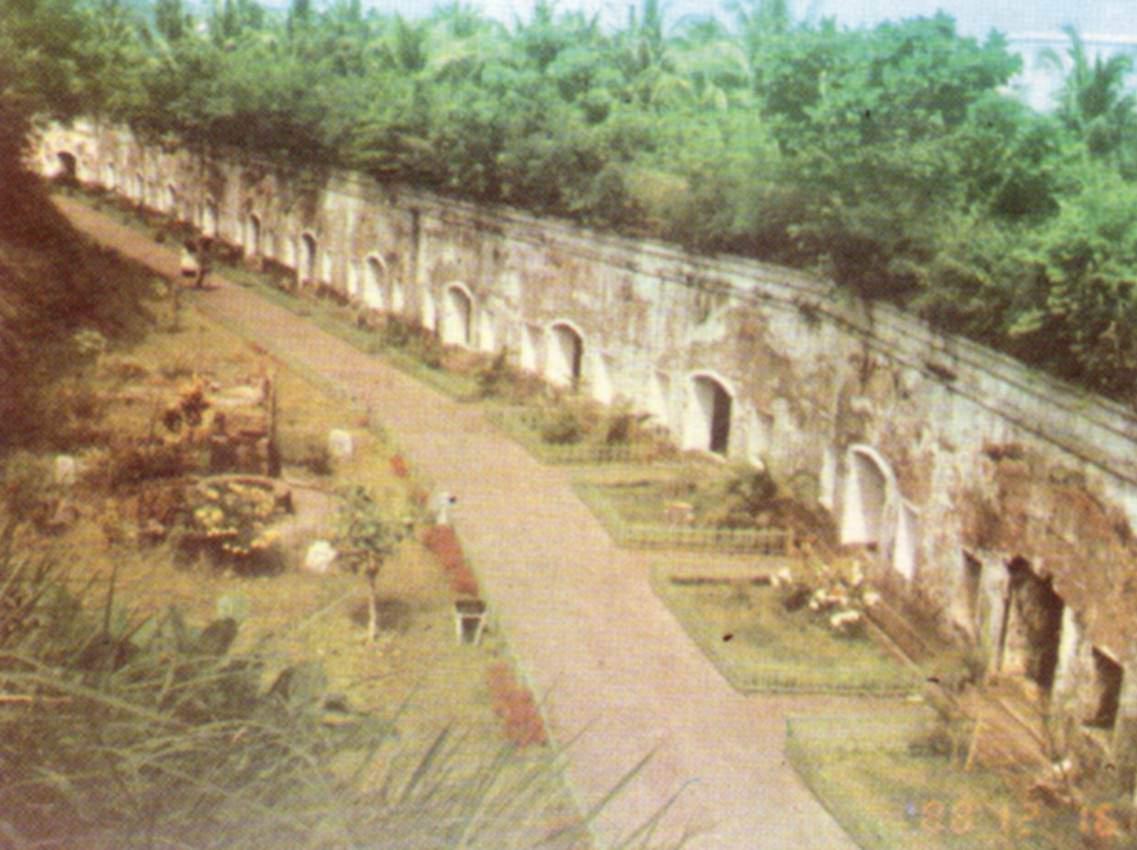 Benteng Pendem Long Path Underground Jogjava Source Kaskus Entering Kab