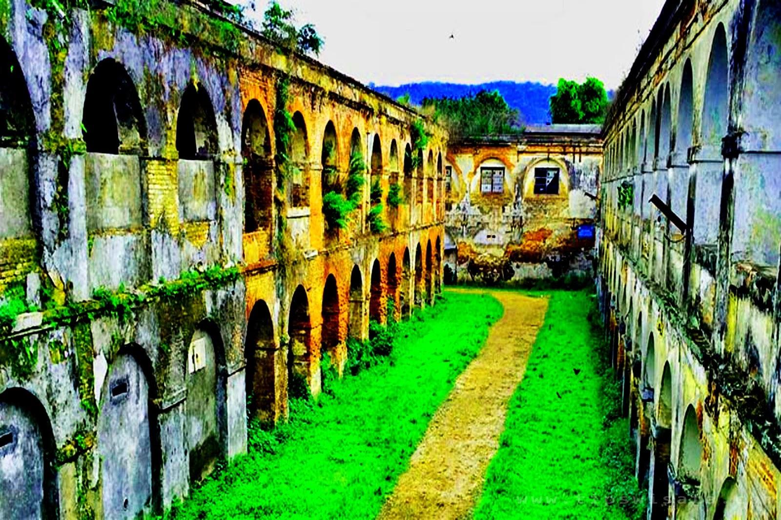 Benteng Pendem Ngawi Wisata Bersejarah Perbatasan Jawa Timur Kab Semarang