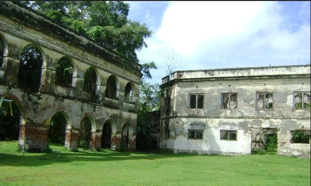 Benteng Pendem Van De Bosch Ngawi Indonesian Heritage Kab Semarang