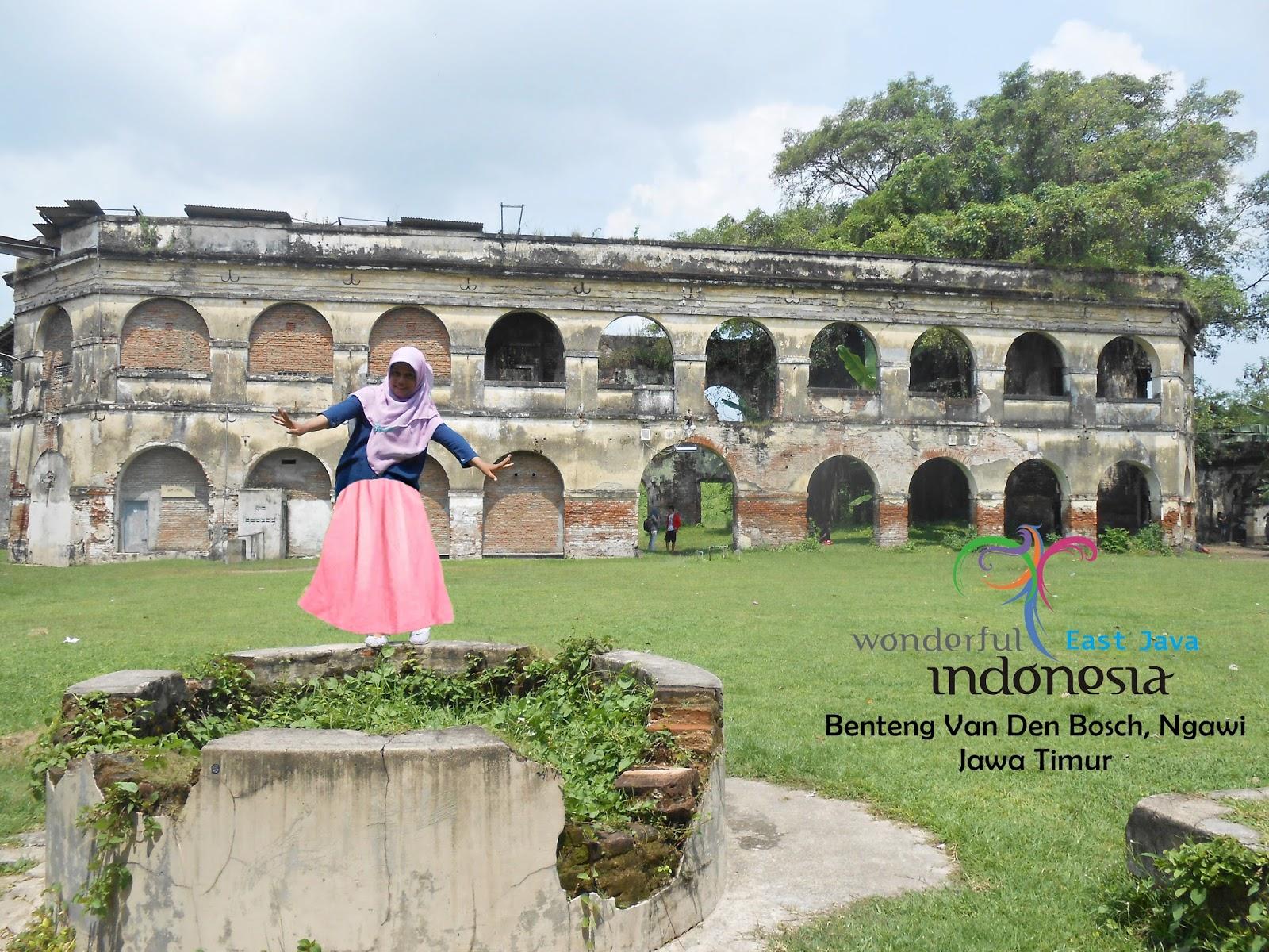 Bocah Blora Mustika Wisata Jawa Timur Benteng Van Den Bosch