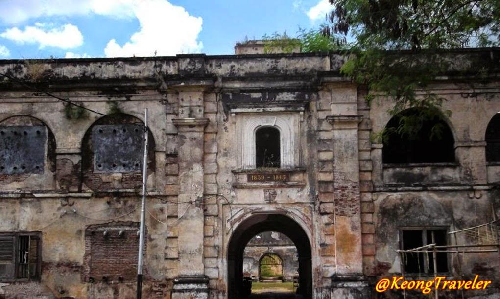 Catatanhariankeong Trip Keong Benteng Pendem Van Den Bosch Kab Semarang