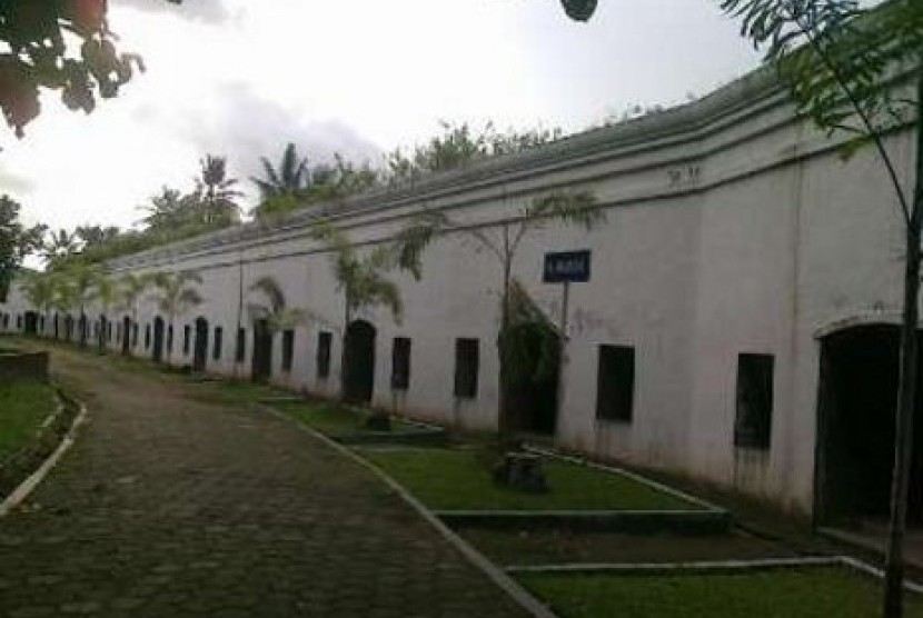 Dua Abad Lapas Bekas Benteng Semarang Lapuk Tak Layak Republika