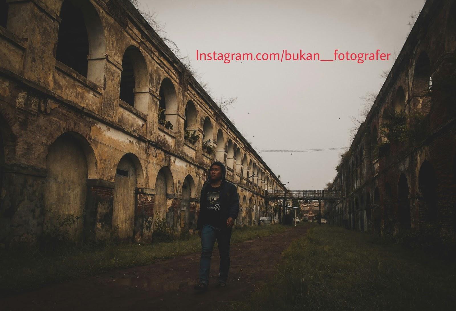 Fort Willem Benteng Pendem Ambarawa Berusia Satu Abad Smartphonegraphers Kab