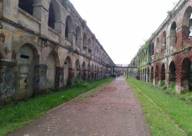 Kondisi Benteng Fort Willem Ambarawa Menyedihkan Oleh Pendem Kab Semarang