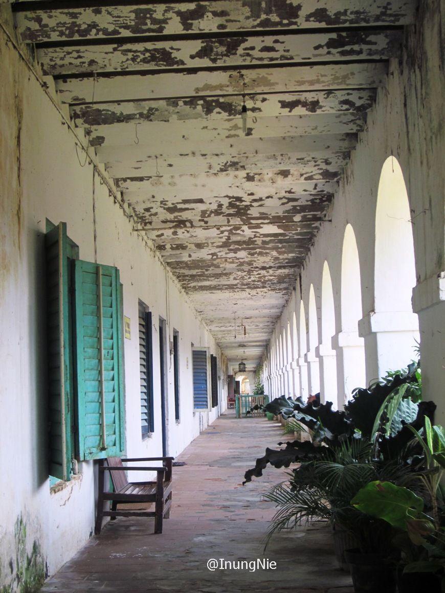 Semarang Benteng Pendem Ambarawa Antara Hidup Mati Kab