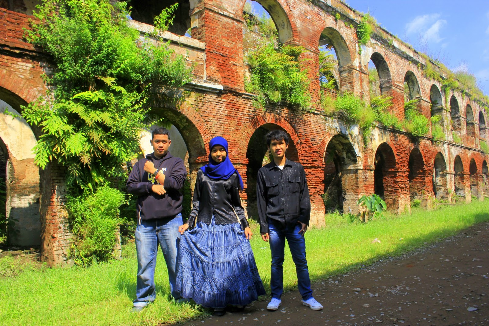 Suasana Klasik Benteng Ambarawa Ardiyanta Salah Satunya Pendem Kab Semarang