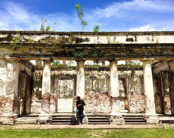 Wisata Peninggalan Sejarah Benteng Pendem Ngawi Kab Semarang