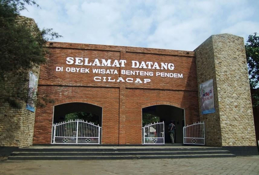 Wisata Sejarah Benteng Pendem Cilacap Foto Jateng Kita Kab Semarang