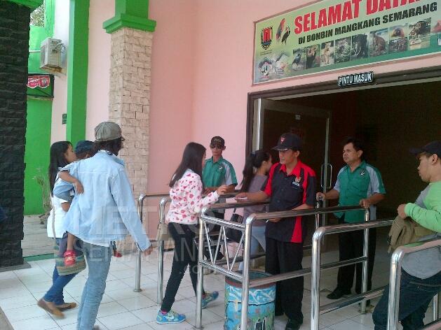 Bonbin Mangkang Metrosemarang Kabar Berita Semarang 24 Jam Libur Lebaran