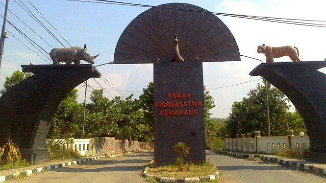 Kebun Binatang Mangkang Semarang Wikipedia Bahasa Indonesia Ensiklopedia Bebas Bonbin
