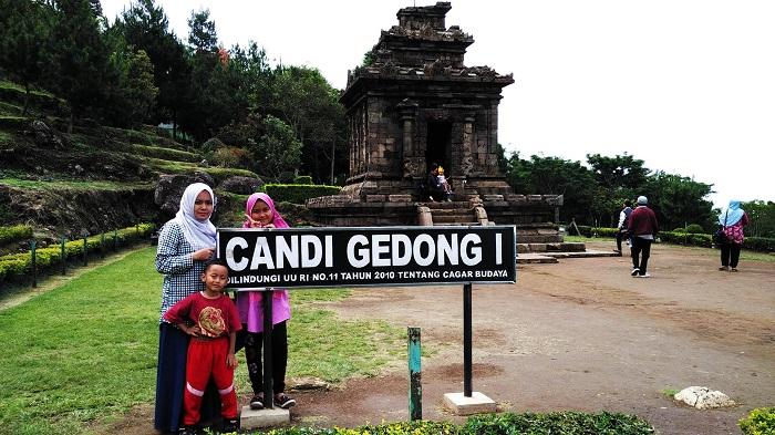 Kebun Binatang Mangkang Taman Marga Satwa Semarang Wisatapedi Candi Gedong