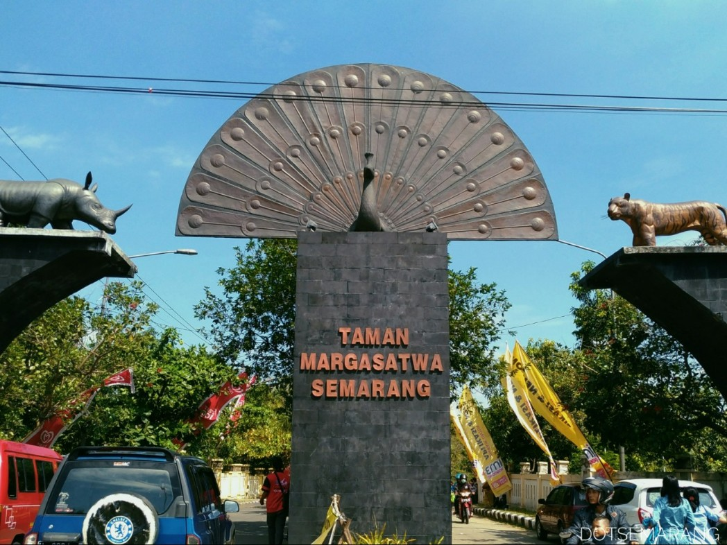 Kebun Binatang Semarang Bonbin Mangkang Kab
