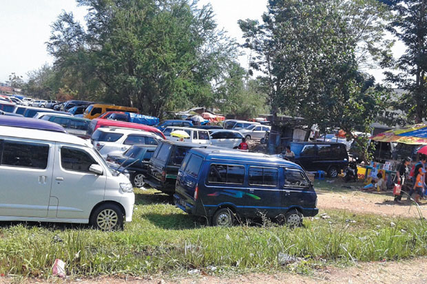 Memadai Parkir Bonbin Mangkang Dikeluhkan Warga Tak Kab Semarang