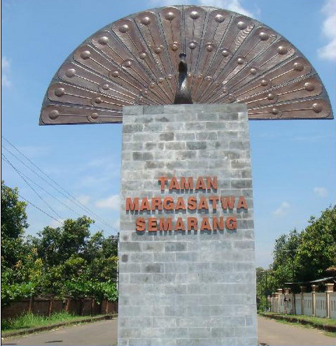 Taman Margasatwa Wonosari Mangkang Tempat Wisata Indonesia Relokasi Kebun Binatang