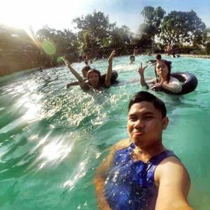 Bukit Lerep Indah Lokasi Wisata Kolam Renang Ungaran Semarang Jawa