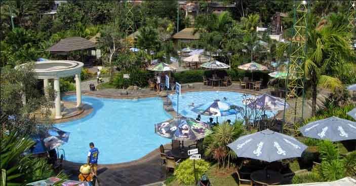 Keindahan Wisata Bukit Lerep Indah Ungaran Semarang Jateng Fasilitas Kab