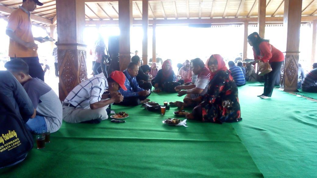 Satu Paket Mice Desa Wisata Lerep Menerima Kunjungan Kecamatan Kaliori