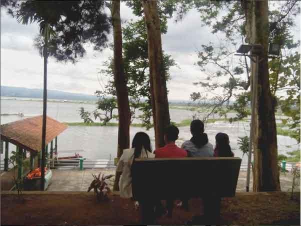Tempat Wisata Ungaran Terbaru 2018 Nomor 5 Menarik Bukit Cinta