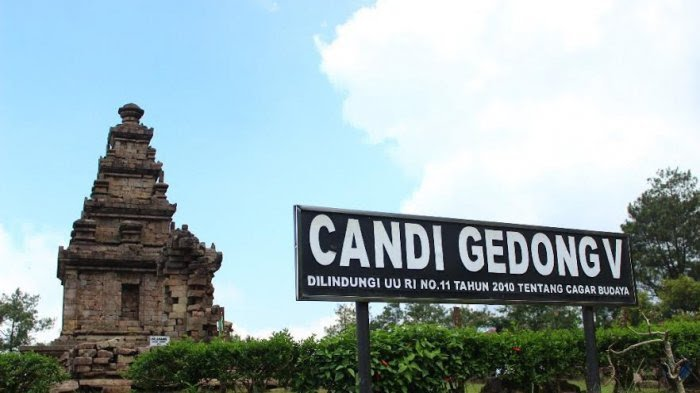 Akses Menuju Candi Gedongsongo Semarang Lebih Dekat Yogya Asal Gedong