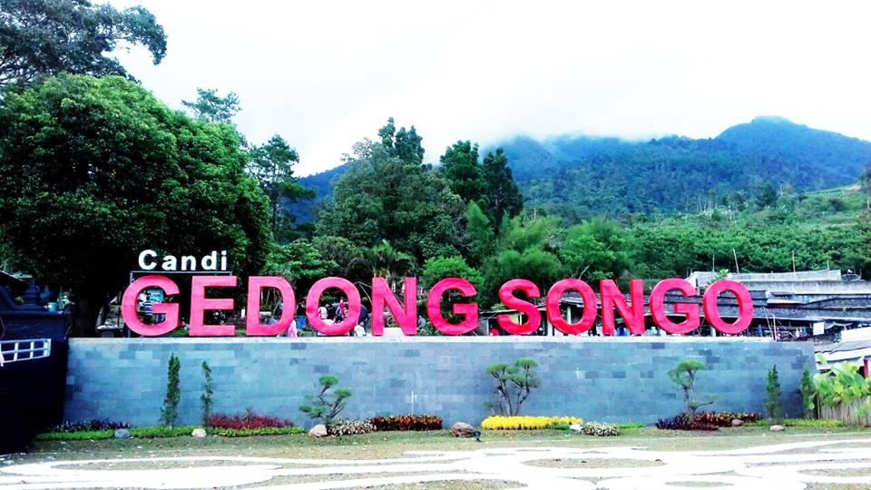 Candi Gedong Songo Joglo Transport Nama Sebuah Komplek Bangunan Peninggalan
