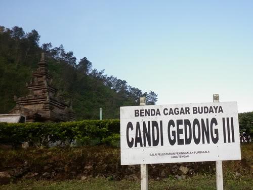 Candi Gedong Songo Kab Semarang Plesiran Berada Lereng Gunung Ungaran