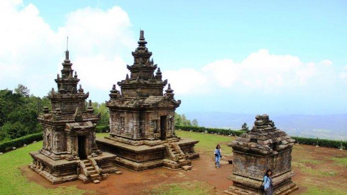 Candi Gedong Songo Perpaduan Sejarah Misteri Dibalut Pemandangan Alam Menakjubkan