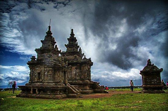 Candi Gedong Songo Tempat Wisata Semarang Kab