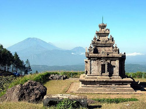 Candi Gedong Songo Wisata Indonesia Secara Administrative Terletak Desa Kecamatan