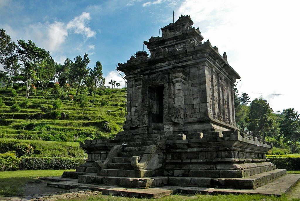 Candi Gedong Songo Wisatajateng Kabupaten Semarang Kab