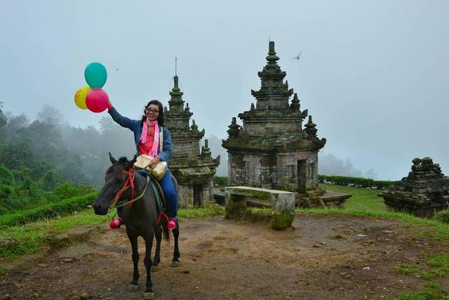 Gedong Songo Wisata Alam Populer Bandungan Semarang Candi Kab