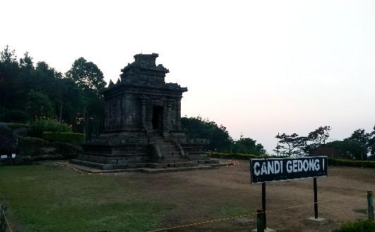 Jelajah Candi Gedong Songo Bandungan Kabupaten Semarang Kab