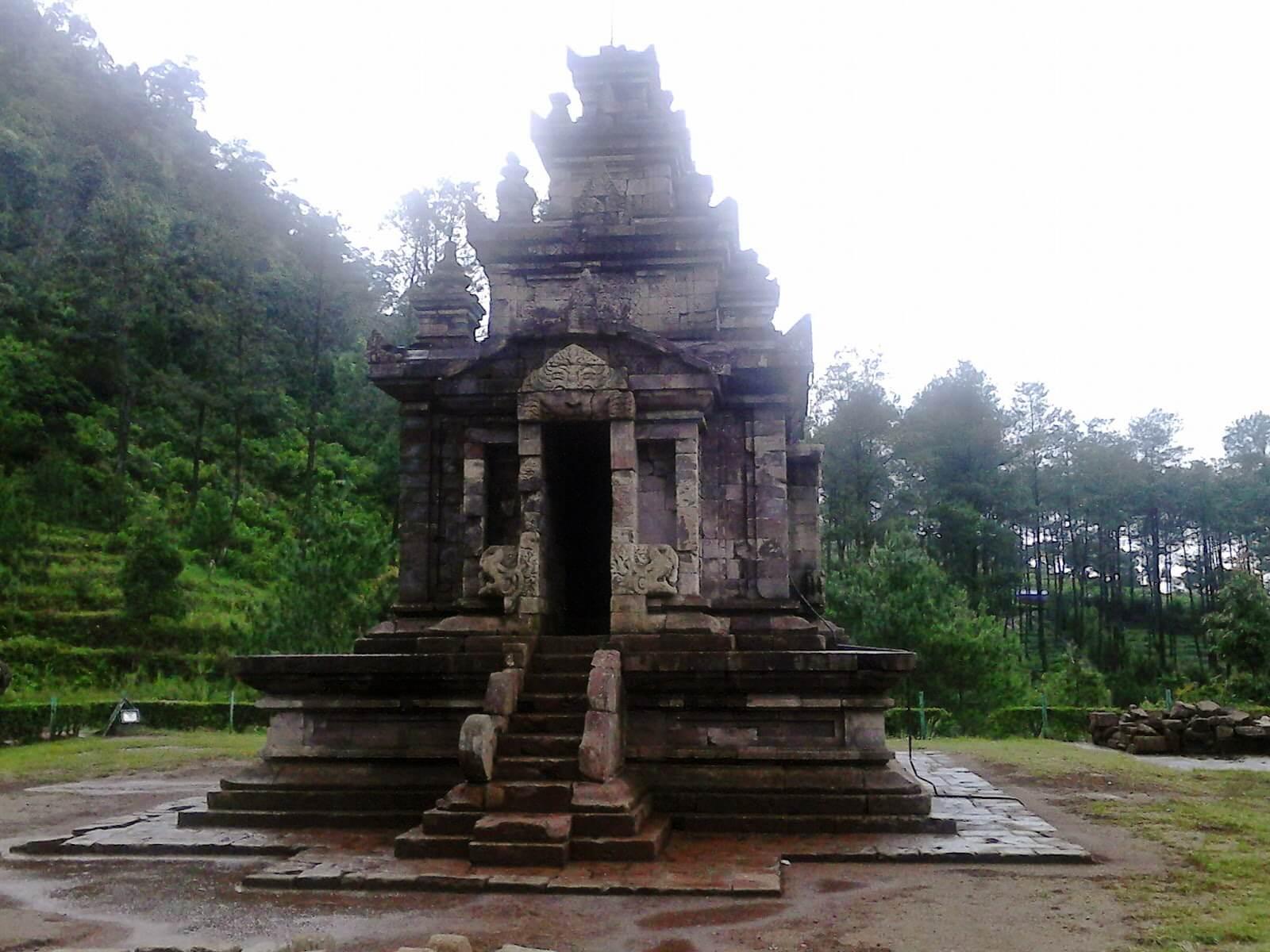 Obyek Wisata Candi Gedong Songo Semarang Sejarah Kab