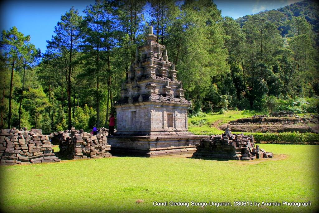 Sekar Rinonce Candi Gedong Songo Menapaki Jejak Mataram Kuno Iv