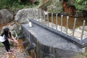 Tempat Air Suci Candi Gedongsongo Dibenahi Tribun Jateng Raka Pujangga