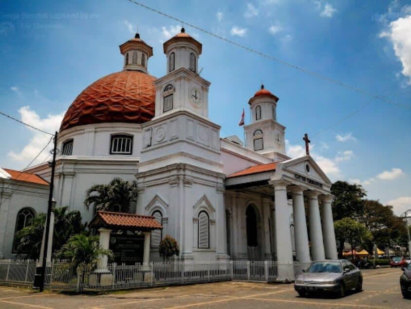 100 Wisata Religi Terbaik Wajib Kamu Kunjungi Dolan Yok Gereja