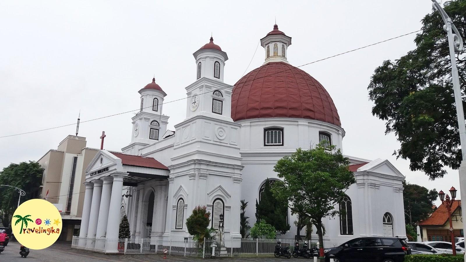 9 Spot Foto Kece Kawasan Kota Semarang Travelingika Lanjut Destinasi