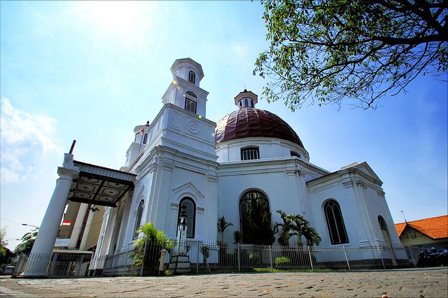 90 Tempat Wisata Semarang Menarik Wajib Dikunjungi Terletak Kawasan Kota