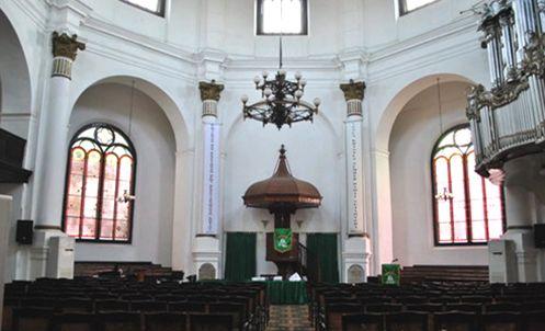 Gereja Blenduk Semarang Kab