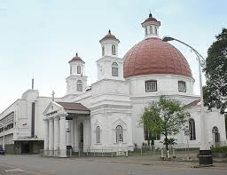 Gereja Blenduk Semarang Semarangan Kab