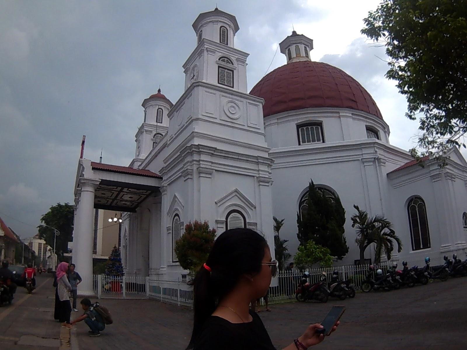 Indriani Blog Explore Kota Semarang Bagian 2 3 Gereja Blenduk