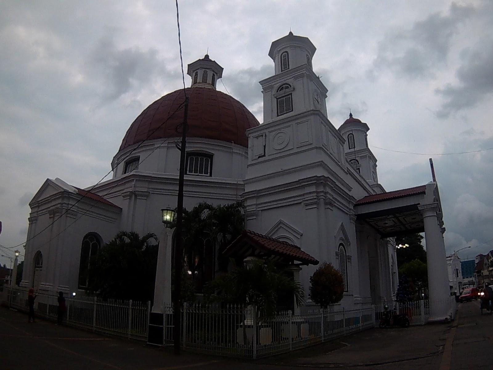 Indriani Blog Explore Kota Semarang Bagian 2 3 Kawasan Menjadi