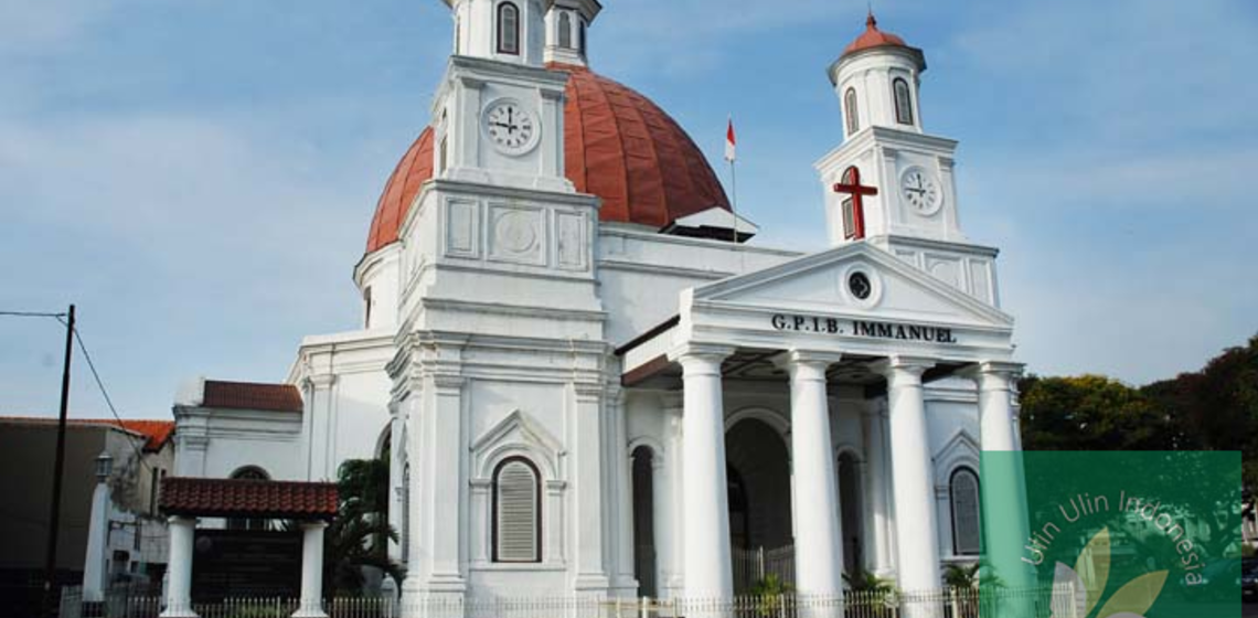 Kawasan Wisata Kota Semarang Ulinulin Tempat Terletak Pinggir Tersendiri Desain