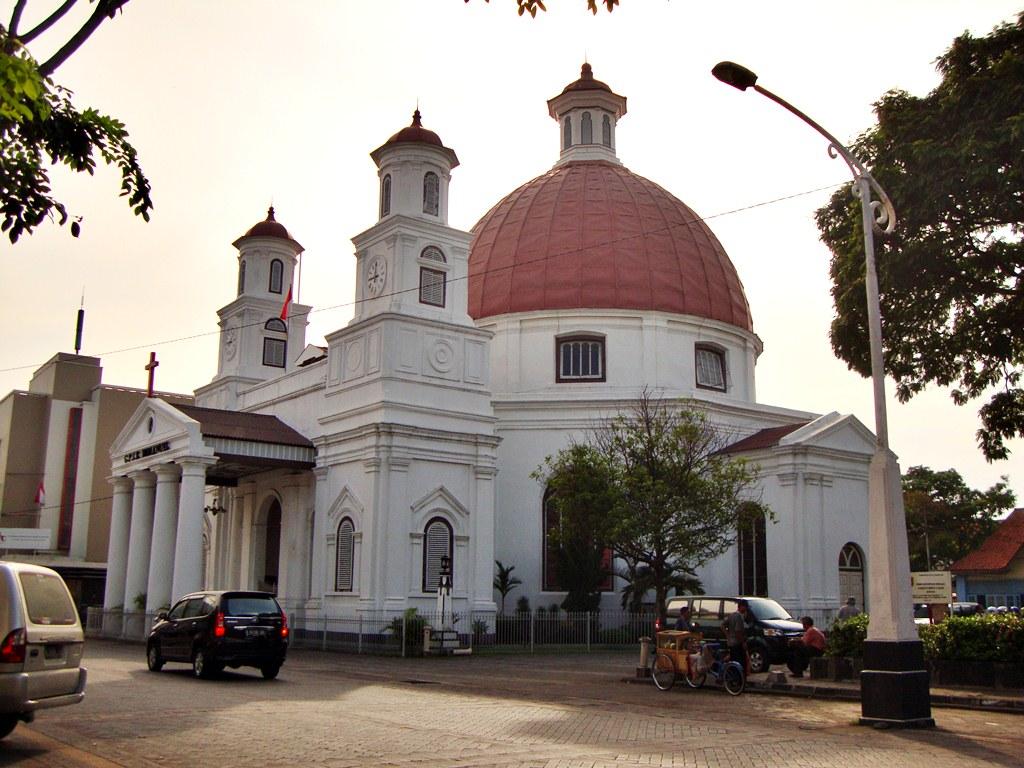 March 2015 Catatan Kecil Simple Easy Gereja Blenduk Semarang Kab
