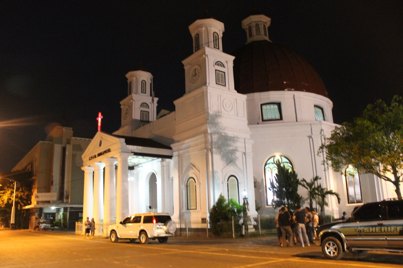 Sejarah Gereja Katolik St Yusuf Gedangan Semarang 3 Elsaonline Mengabadikan