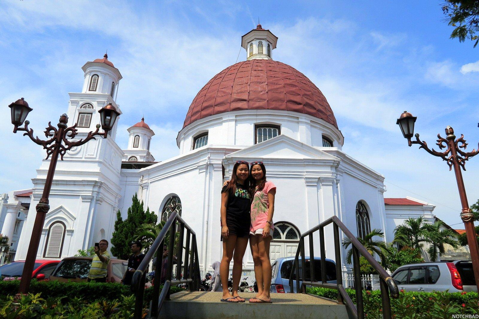 Semarang Day 3 Notchbad Gereja Blenduk Kab