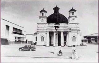 Tempo Dulu Mei 2008 Gereja Blenduk Semarang Kab