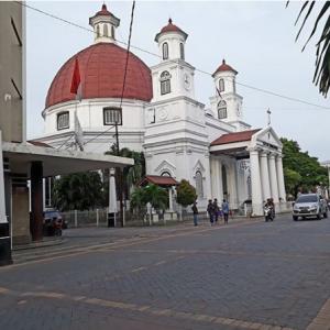 Wisata Gereja Blenduk Semarang Arsitektur Dibangun Oleh 12 Gambar Jejak