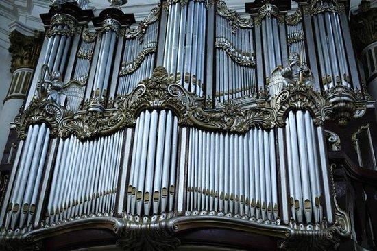 Wisata Religi Gereja Blenduk Kota Semarang Jawa Tengah Chamber Organ